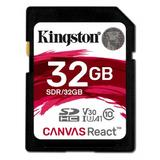 Canvas React SDXC 32GB