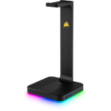 Accesoriu gaming Corsair ST100 RGB Premium Headset Stand, 7.1 Surround