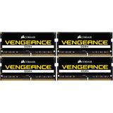 Vengeance, 32GB, DDR4, 4000MHz, CL19, 1.35v, Quad Channel Kit