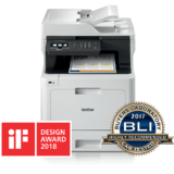 MFC-L8690CDW, Laserjet color, A4, 31 ppm, Duplex, ADF, Retea, Wireless