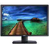 "Monitor LED IPS Dell 24"", Wide, FHD, DisplayPort, DVI, Negru, Anti glare, U2412M"