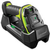 Scanner Cod de Bare Zebra DS3678 / black-green/ cradle/ USB cable/ power supply/ without line cord