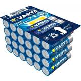 Alkaline Batteries VARTA R6 (AA) 24pcs High Energy/Longlife Power