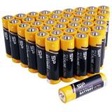 Silicon Power Alkaline batteries ultra AAA 40pcs