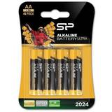 Silicon Power Alkaline batteries ultra AA 4pcs retail