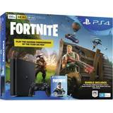 PS4 Slim 500GB with Fortnite Royal Bomber Pack