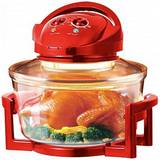 Halogen oven Saturn ST-CO9151 red