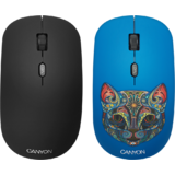 CND-CMSW400CT Party Cat Black Wireless