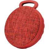 TRUST FYBER GO BLUETOOTH WIRELESS SPEAKER - RED