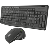 TRUST Evo Silent Wireless Keyboard with mouse