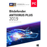 Antivirus Plus 2019, 10 Dispozitive, 1 An, Licenta noua, Retail