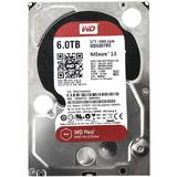 Internal HDD WD Red 3.5'' 6TB SATA3 256MB IntelliPower, 24x7, NASware™