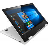 """11.6"""" Allbook Y, FHD IPS Touch, Procesor Intel Celeron N3350 (2M Cache, up to 2.4 GHz), 4GB, 64GB eMMC, GMA HD 500, Win 10 Home, Silver"""
