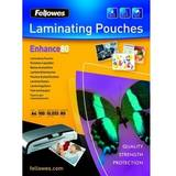 Laminating pouch 80 µ, 216x303 mm - A4, 100 pcs