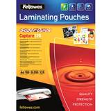Laminating pouch 125 µ, 216x303 mm - A4, 100 pcs