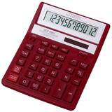 Calculator Citizen SDC888X, rosu