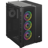 Crystal Series 680X RGB ​Black
