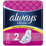 Absorbante Always Classic super plus 9 buc