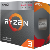 Ryzen 3 3200G 3.6GHz box