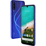 Mi A3, 128GB, 4GB RAM, Gorilla Glass 5, Snapdragon 2.2 GHz, Dual SIM, 4G, 4-Camere, Blue, Android One