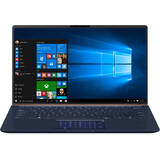 "14"" ZenBook UX433FN, FHD, Procesor Intel Core i7-8565U (8M Cache, up to 4.60 GHz), 16GB, 512GB SSD, GeForce MX150 2GB, Win 10 Pro, Royal Blue"