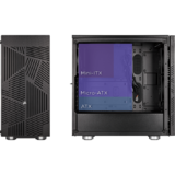 275R Airflow Tempered Glass Mid-Tower Black