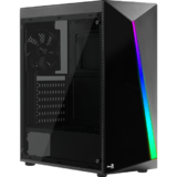 Carcasa Aerocool Shard RGB Tempered Glass